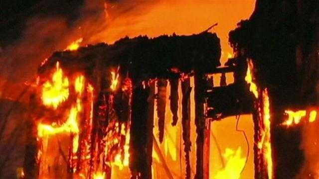 CAROLINA FOREST FIRE