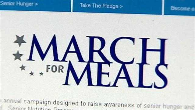 March for Meals 2013