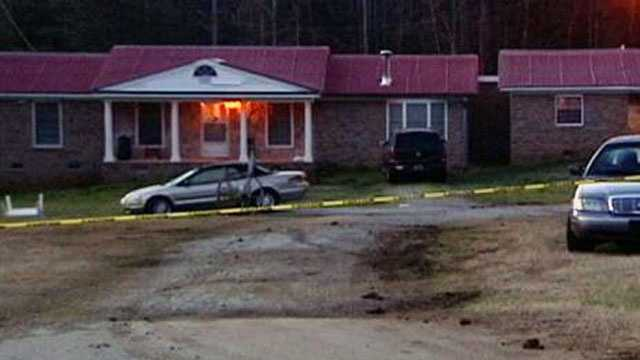 man shot, killed on parents' porch