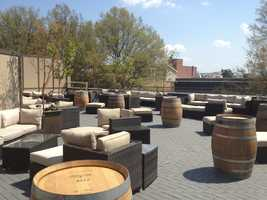 Sip, Greenville's new rooftop wine bar, opens to the public on Thursday. Click through to get a sneak peek of what it looks like. Click HERE to read more about the wine bar.