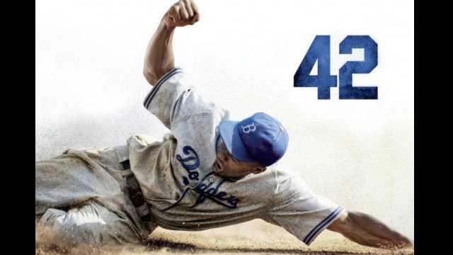 Boseman 42 movie poster