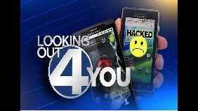 smartphone hacking graphic