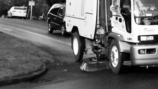 generic street sweeper