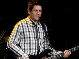 Jay DeMarcus, Rascal Flatts bass guitarist