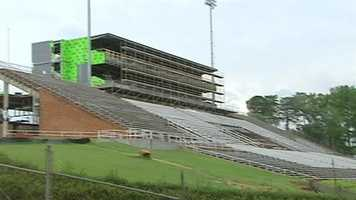The Furman football team will have a new facility this fall.