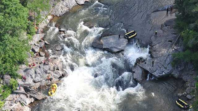 Chattooga body recovery on Friday