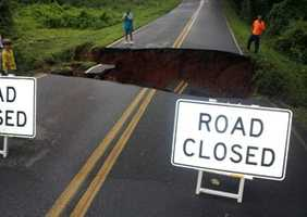 Gerrard Road in Anderson County