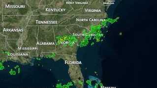 tropical system Thursday