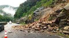 I-40 Rock Slide
