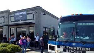 Greyhound moves to Greenville
