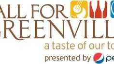 2013 Fall for Greenville logo