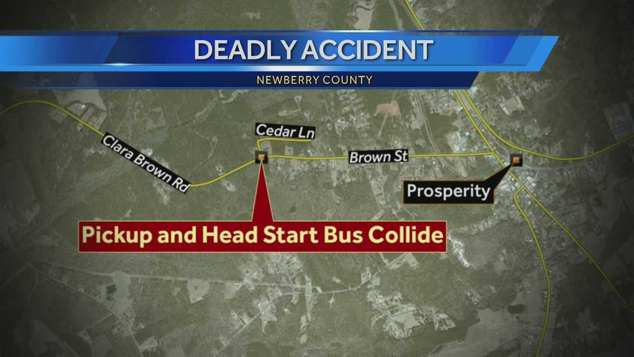 img-Coroner Man dies after truck collides with school bus 5P H