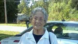 Missing woman - Mattie Ruth Poole