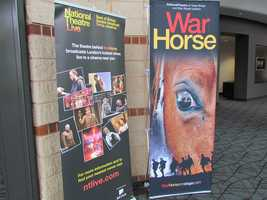 The National Theater Company production of War Horse is at the Peace Center Oct. 17-20.