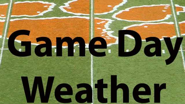 Game Day Weather