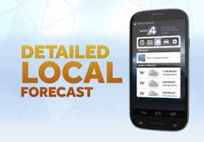 You can also get Dale's latest forecast.    iTunes | Google Play