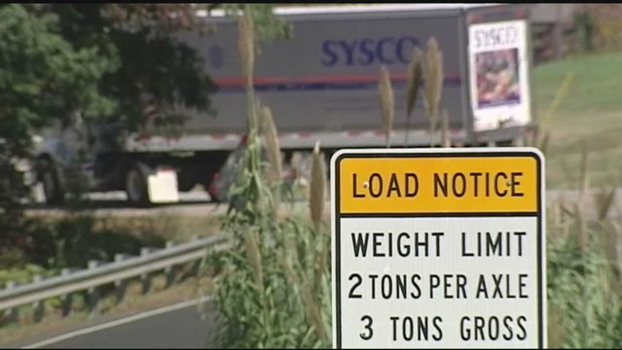 img-DOT adds weight restrictions to West Georgia Road Bridge