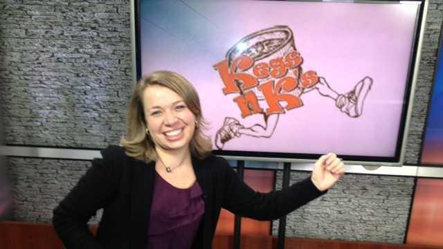 Maddie Batlas previews Kegs N' K's