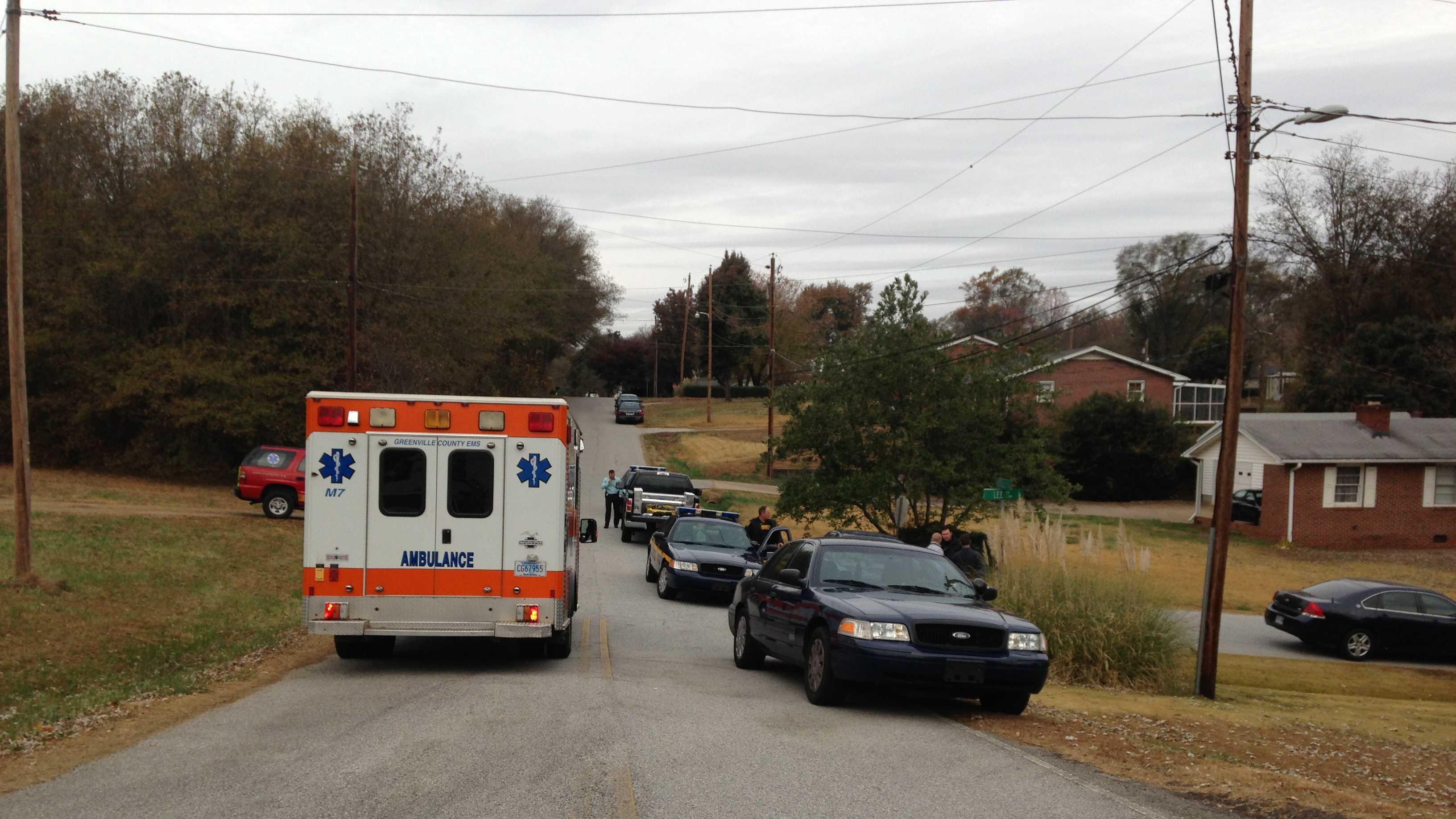 SWAT standoff in Greer