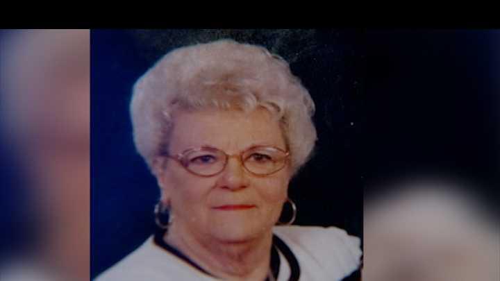 76-year-old Dorothy Hendrix