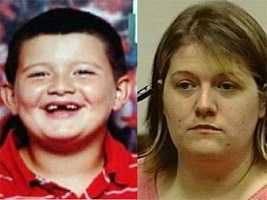 In November 2007, Amanda Reagan Smith told police a carjacker had smothered her 7-year-old son, Devon Epps.  Three years later, Smith entered an Alford plea, and the judge found her guilty of both involuntary manslaughter and obstruction of justice.  She was sentenced to eight years in prison.