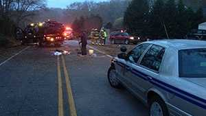 fork shoals road fatal