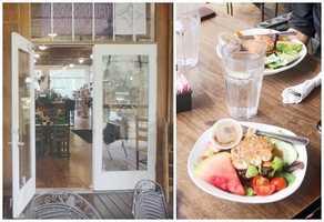 Café at Williams Hardware Restaurant, Travelers Rest: Restaurant Website