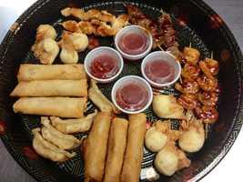 Hibachi Boy, Easley: Restaurant Facebook Page
