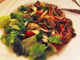 Lemongrass Thai, Restaurant Website