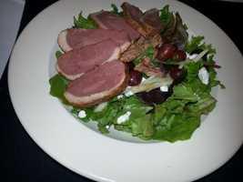 Rare, Greenville: Restaurant Website