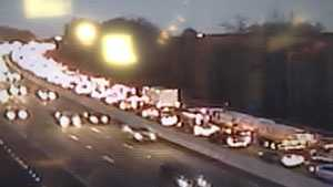 I-85 wreck