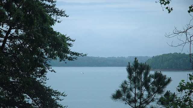 Lake Lanier Ga.