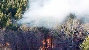 Union brush fire