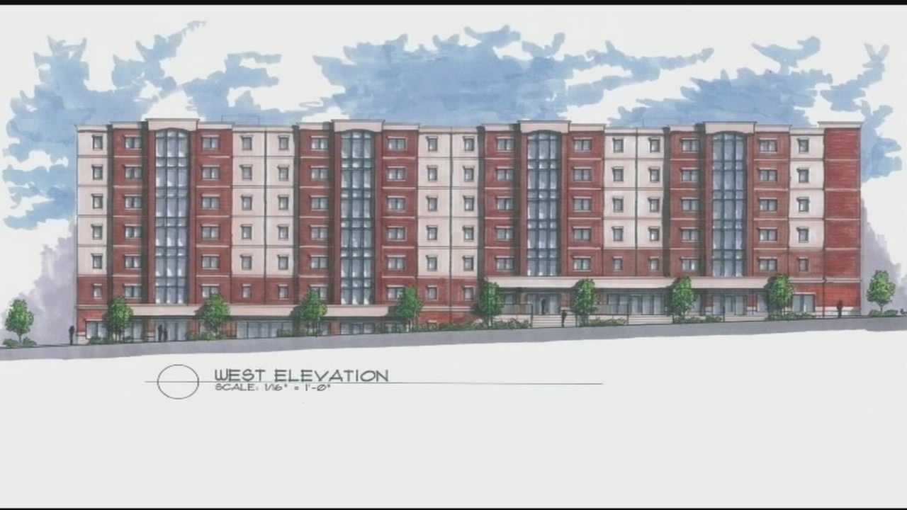 Hundreds fight to stop building of Clemson high rise