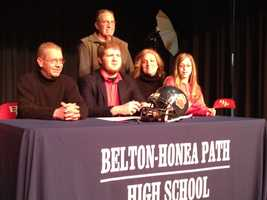 Jordan Watson (BHP)- North Greenville