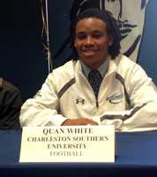 Quan White (Christ Church) - Charleston Southern University