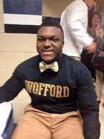 Andre Stoddard (St. Joseph's) - Wofford