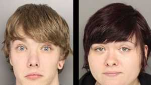 Stephen Simes, Anna Warren: Accused of child abuse
