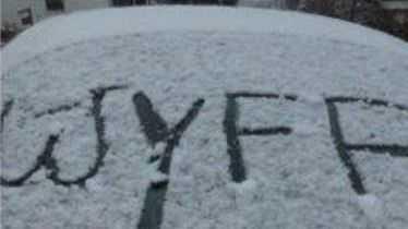 wyff in snow