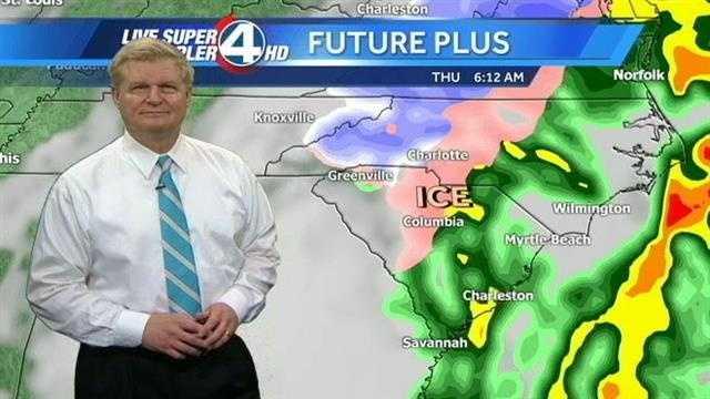 John's Forecast for 2-11