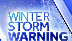 Winter Storm Warning (WYFF 2014)