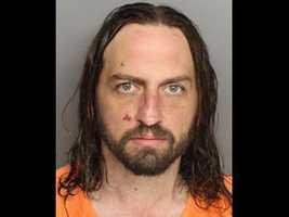 Ronnie Stewart, 2012 mugshot from prior arrest