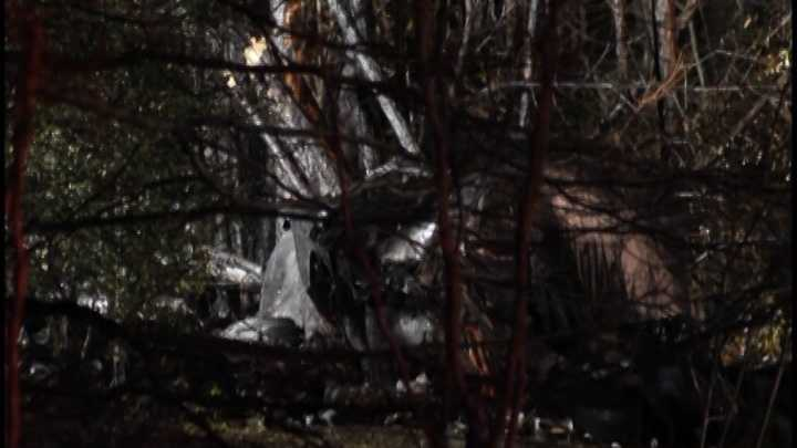 Hartsville Plane crash