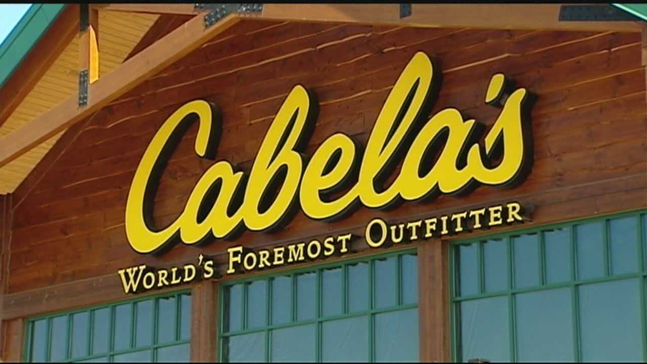 Cabela's gives us a sneak peek inside the new store