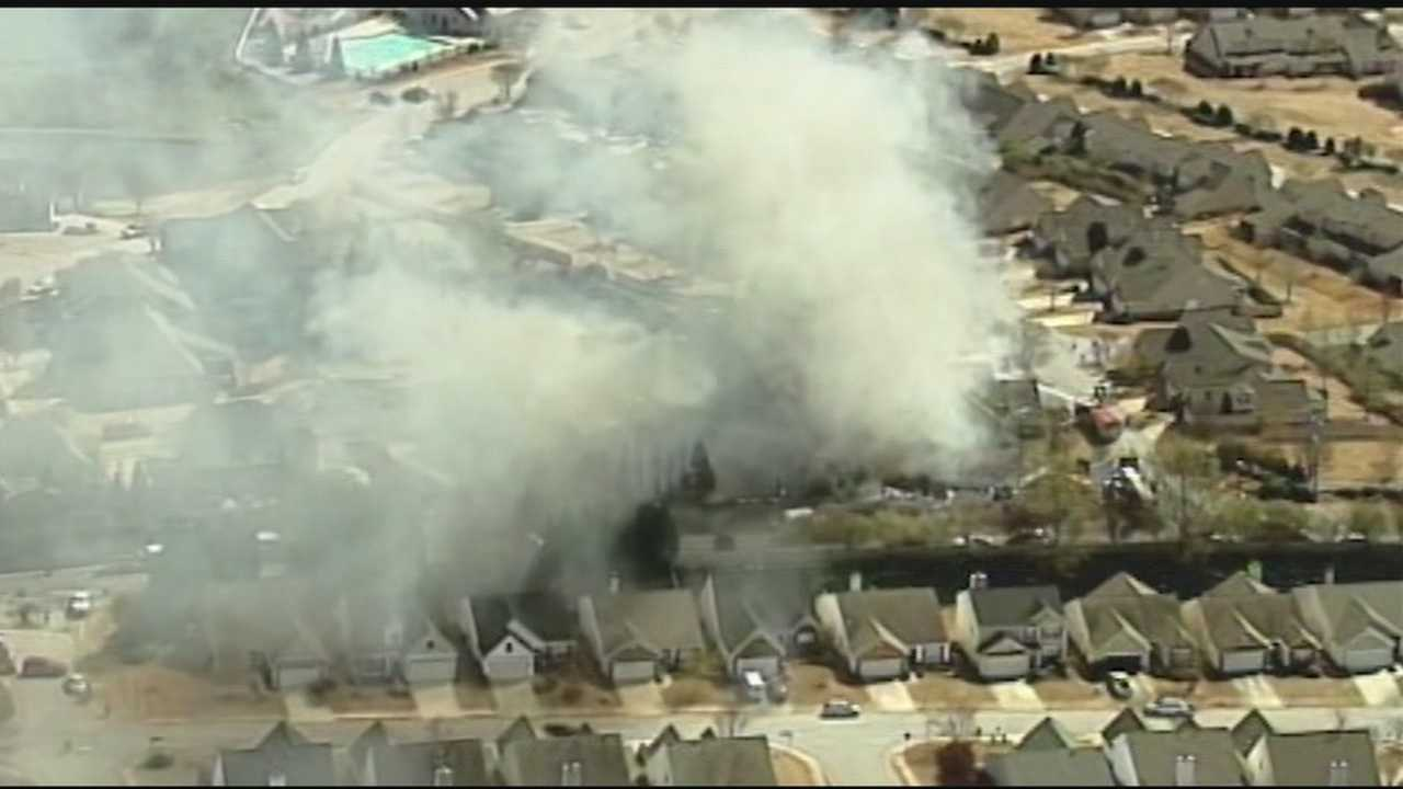 Cigarette caused fire that destroyed multiple homes