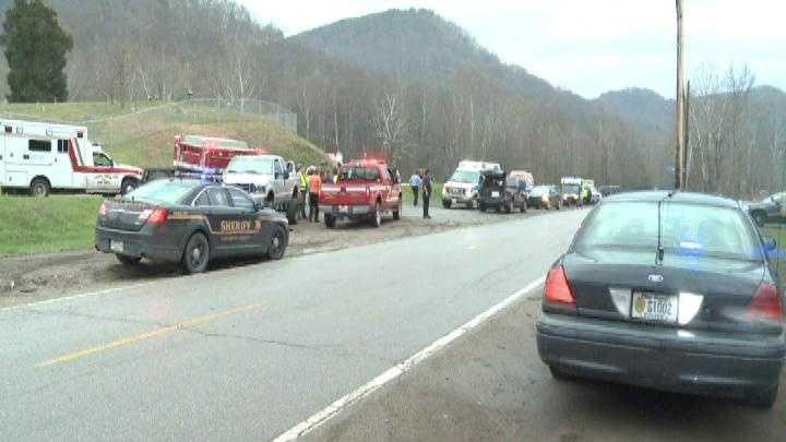 West Virginia plane crash