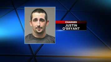Justin O'Bryant: charged with murder