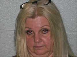 Sharon Bridges: Charged with one felony count of Operation of five or more Video Gaming Machines and one misdemeanor count of Gambling.