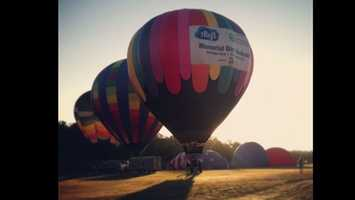 Aloft is May 23-26 at Heritage Park in Simpsonville. The festival includes hot air balloons, live music, a BBQ contest, family fun zone, food vendors, and amusement rides. For more information: http://www.aloft.org/