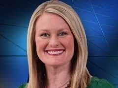 Mandy Gaither: WYFF News 4 reporter (Anderson newsroom)